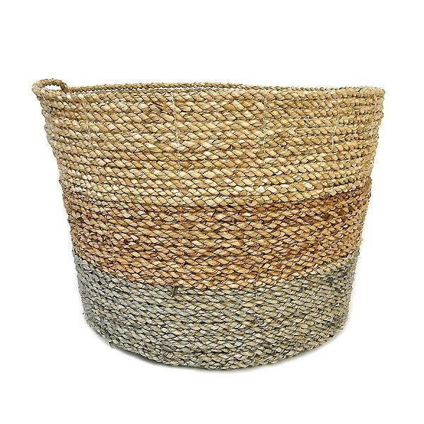 バスケット プランター 鉢カバー 植木鉢 収納カゴ...