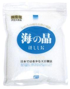 【宅配便のみ】海の精(ほししお) 青240g