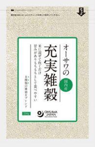 オーサワの充実雑穀(国内産) 250g 【オーサワジャ...