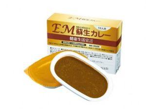EM・蘇生カレー トレイタイプ 115g×2個入り※...