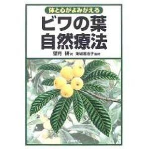 体と心がよみがえる ビワの葉自然療法 望月研著...