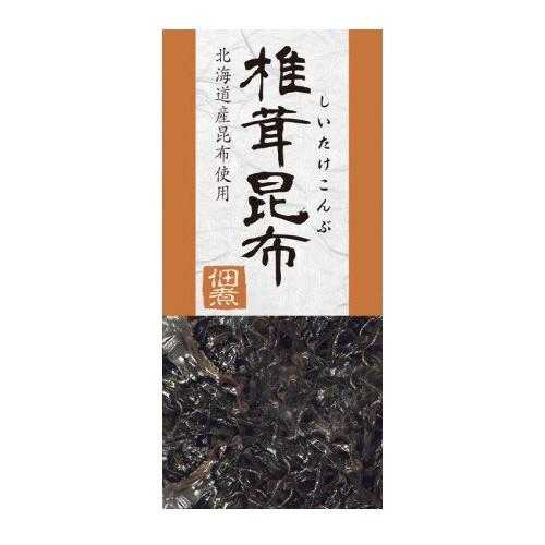 椎茸昆布佃煮 (60g) 【ムソー】