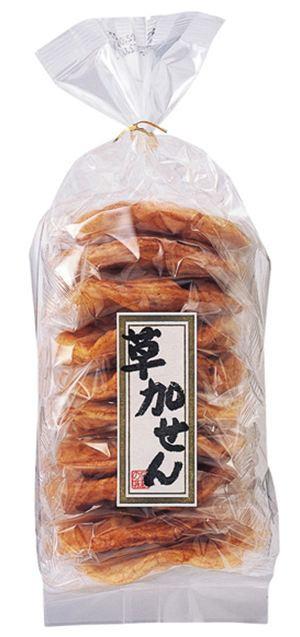 草加せん・しょうゆ(10枚入)