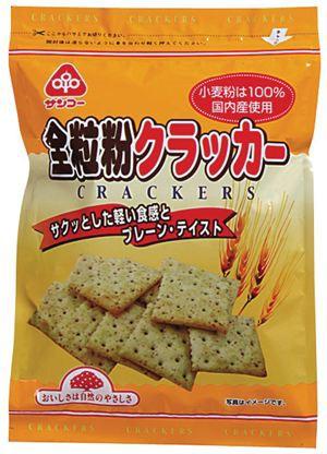 全粒粉クラッカー (100g) 【サンコー】