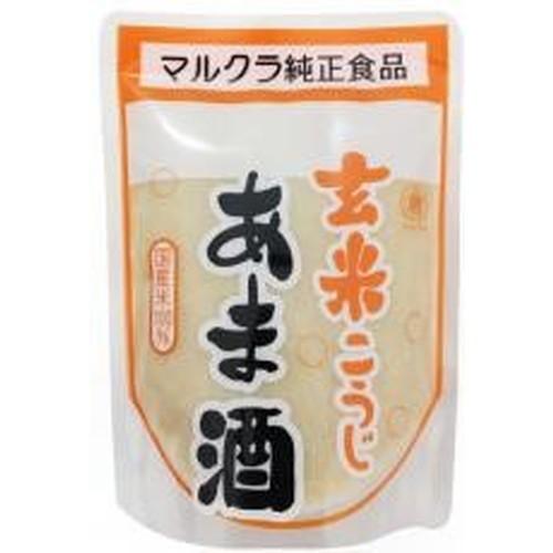 玄米あま酒 250g 【マルクラ】