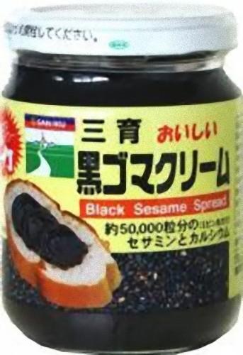 三育 黒ゴマクリーム 190g