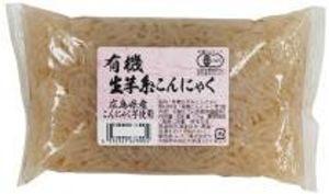 ムソー 有機生芋糸こんにゃく・広島原料(150g)
