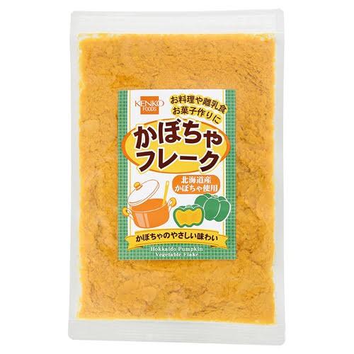 かぼちゃフレーク (75g) 【健康フーズ】