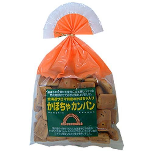 【創健社】かぼちゃカンパン 180g×6袋