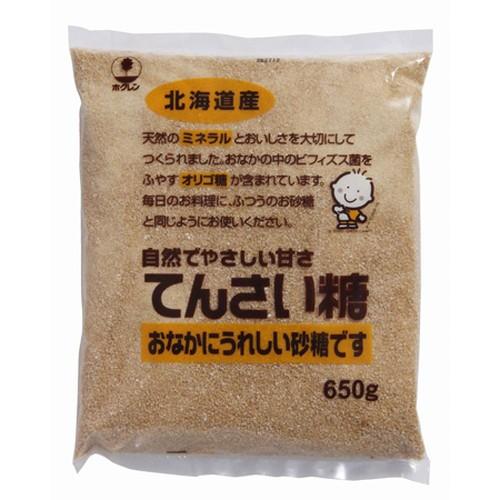 【創健社】てんさい糖 650g