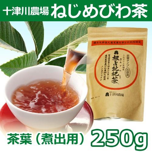 【あす着対応】十津川農場 根占枇杷茶 茶葉(煮出...