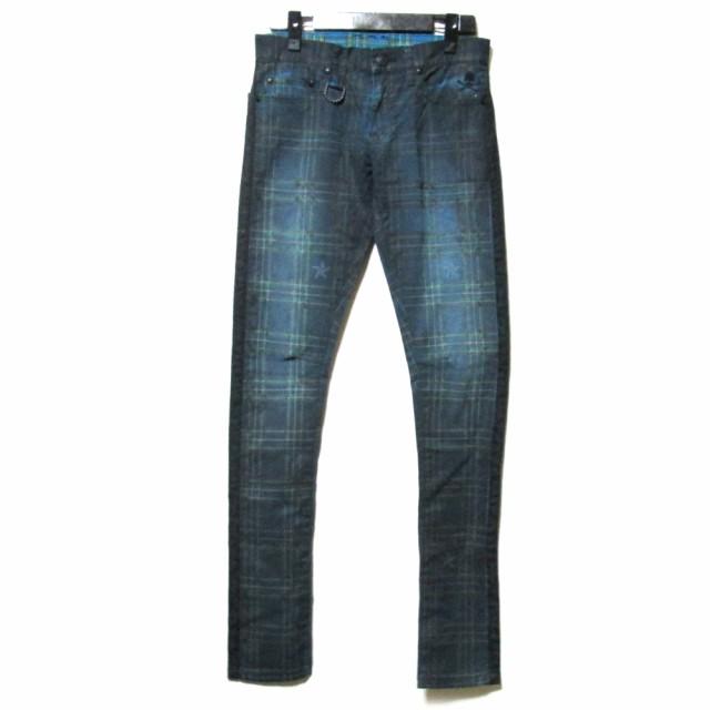 【新品】 Roen jeans ロエン ジーンズ「28」ター...