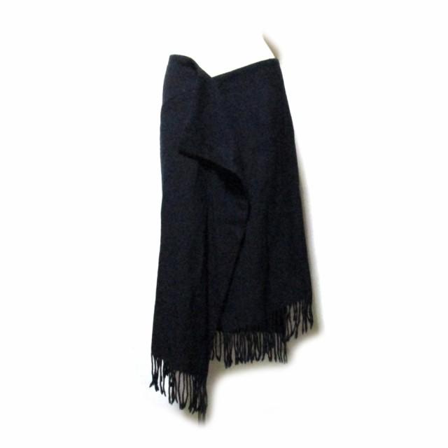Y's ワイズ「2」ウール巻きスカート (Yohji Yamam...