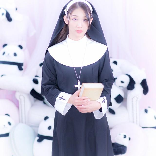 【即日発送】シスターガール3点セット 黒 ハロウ...