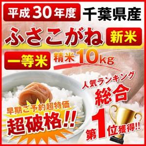 新米 米 お米 10キロ 【送料無料】30年度千葉県産...