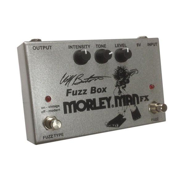 Morley モーリー Cliff Burton Fuzz Box METALLIC...