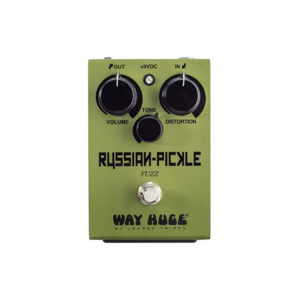 Way Huge WHE408 Russian Pickle Fuzz ファズ│直...