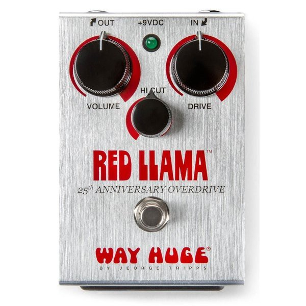 Way Huge WHE-206 RED LLAMA 25th Anniversary Ov...