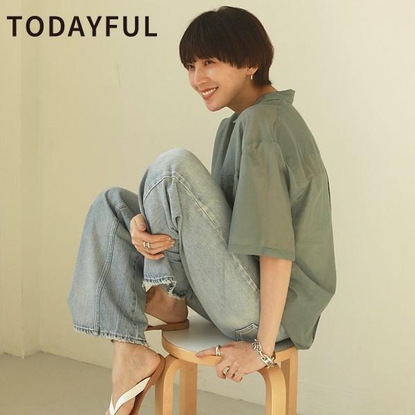 TODAYFUL トゥデイフル LIFEs ライフズ Silk Boy...