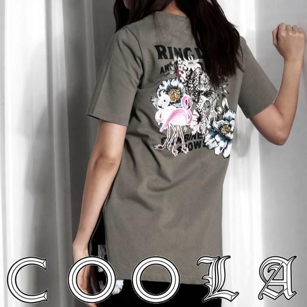 COOLA クーラ RINGLINGプリントTee Tシャツ カ...