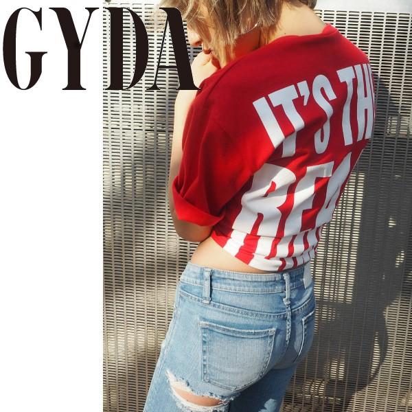 GYDA ジェイダ Coca-cola BIG Tシャツ コカコーラ...