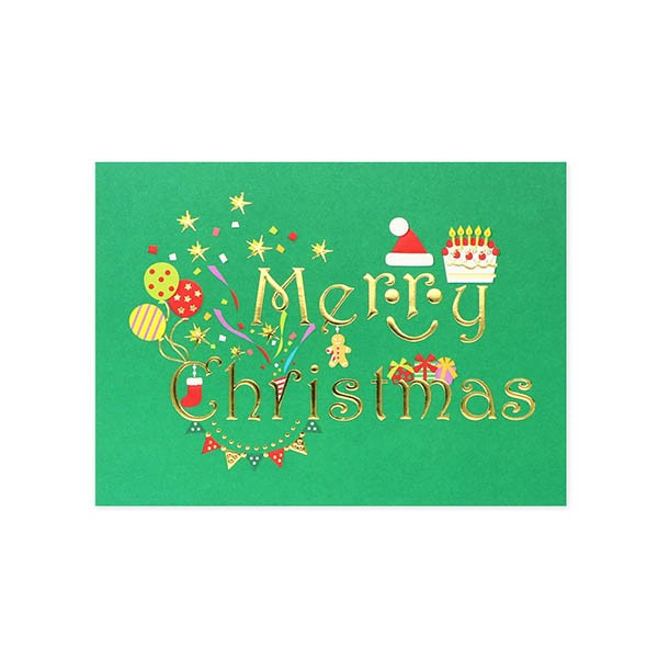 クリスマス(スマイル&フォント) Hallmark レディ...