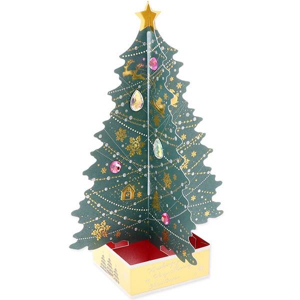 クリスマス(グリーンジュエルツリー) Hallmark レ...