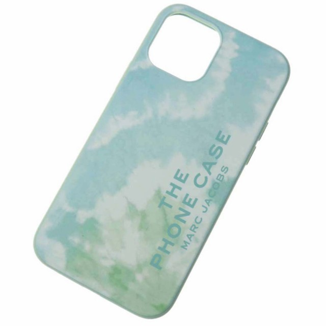 【26%OFF!】MARC JACOBS マークジェイコブス レディースiPhone 12/12Pro 対応ケース  / THE TIE DYE SILICONE iPhone 12/12PRO CASE /