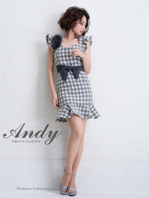 Andy ドレス AN-OK2068 ワンピース ミニドレス an...