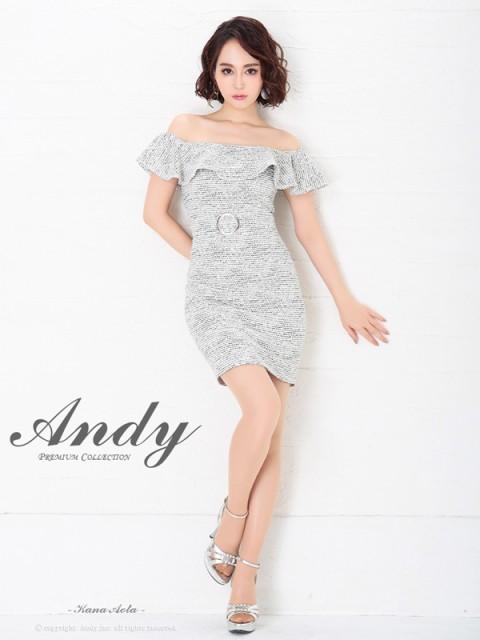 Andy ドレス AN-OK2107 ワンピース ミニドレス an...