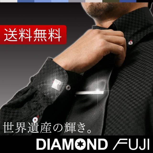 「ダイヤモンド富士」 ネクタイピン&カフスボタ...