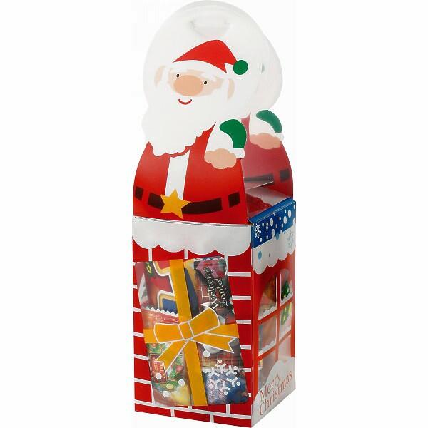クリスマス お菓子 クリアーケース クリスマス ス...