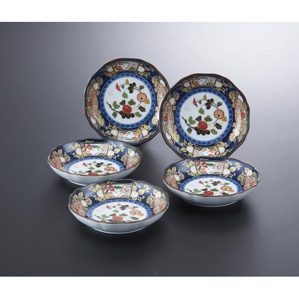 和食器古伊万里様式 献上 取皿5枚揃中皿