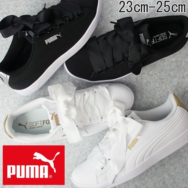 レディース スニーカー ローカット プーマ PUMA 3...