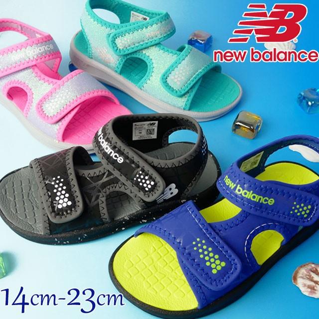 d5a482fe0786b キッズ ジュニア 男の子 女の子 サンダル スポーツサンダル ニューバランス new balance K2031 子供靴 スポサン ベルクロ カジュアル