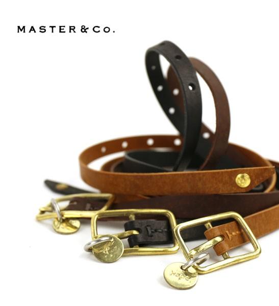 Master&Co.(マスターアンドコー) レザーチャーム...