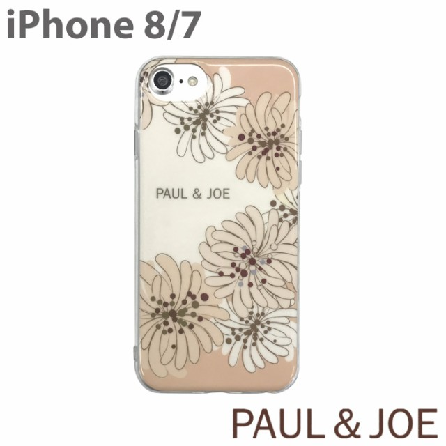 PAUL & JOE 公式ライセンス品 iPhone8 iPhone7 TP...