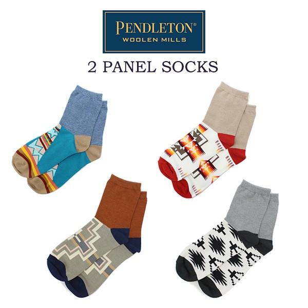 ペンドルトン(PENDLETON)2パネル ソックス(2 PANE...