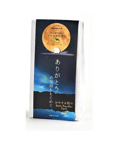 【日本製】おやすみ前のバスギフト ありがとう 5...