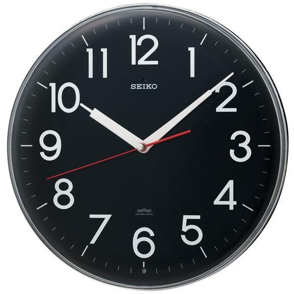 セイコー クロック スタンダード電波 壁掛け時計 ...