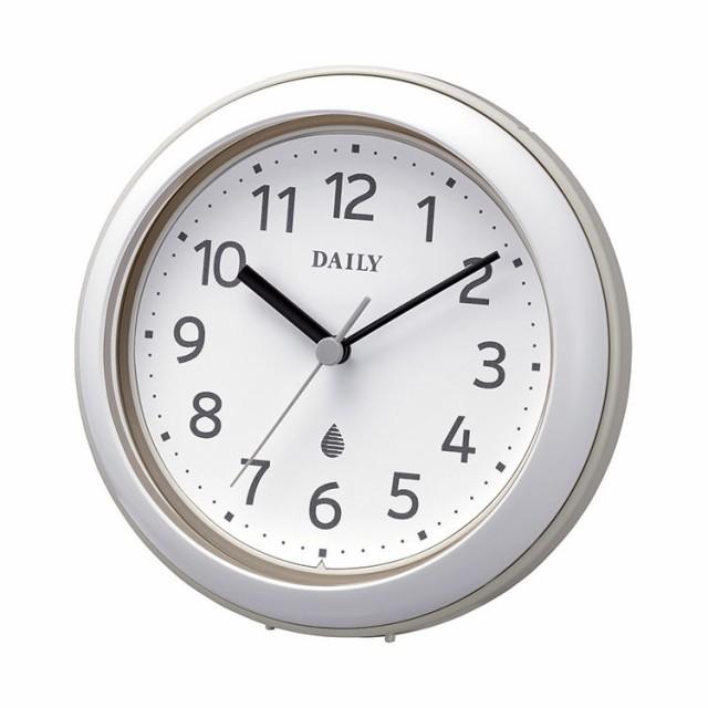 デイリー クオーツ 掛け置き兼用時計 4KG711DN08 ...