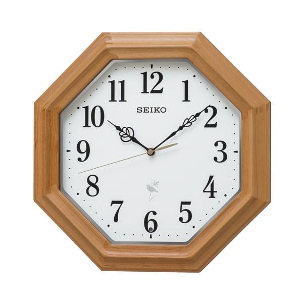 セイコー クロック  報時付 電波 壁掛け時計 RX21...