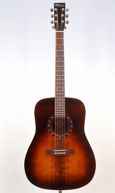 Norman Encore Series B20 Burnt Umber GT A/E【...