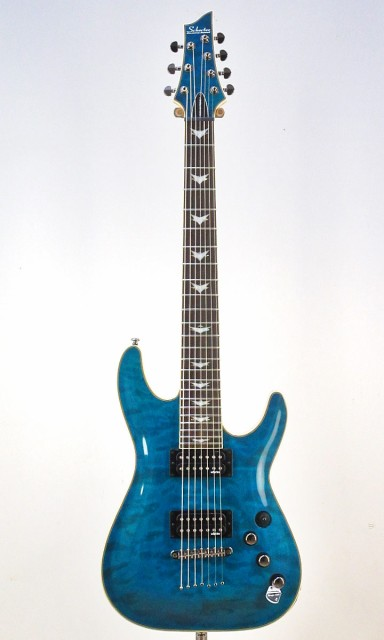 SCHECTER Omen Extreme-7 TOB [AD-OM-EXT-7] 【シ...