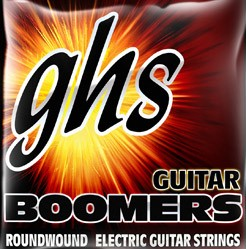 GHS BOOMERS エレキギター弦【送料無料】