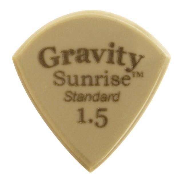GRAVITY GUITAR PICKS Gold Sunrise -Standard- G...