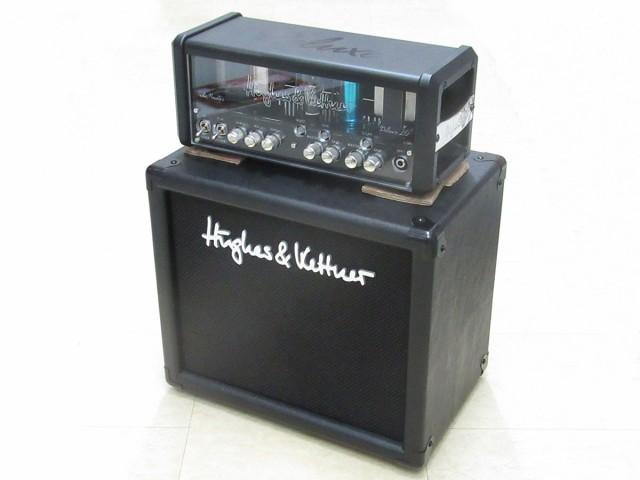 Hughes&kettner TubeMeister Deluxe 20 ヘッド&...