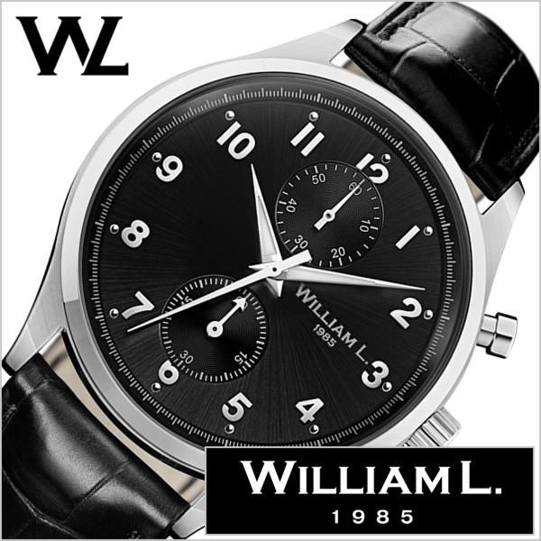 ウィリアムエル腕時計 William L 1985 腕時計 ウ...