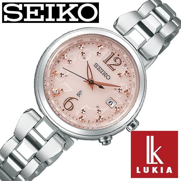 セイコールキア腕時計 SEIKOLUKIA時計 SEIKO LUKI...