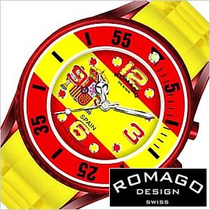 [正規品]ROMAGO時計 ロマゴデザイン腕時計 ROMAGO...